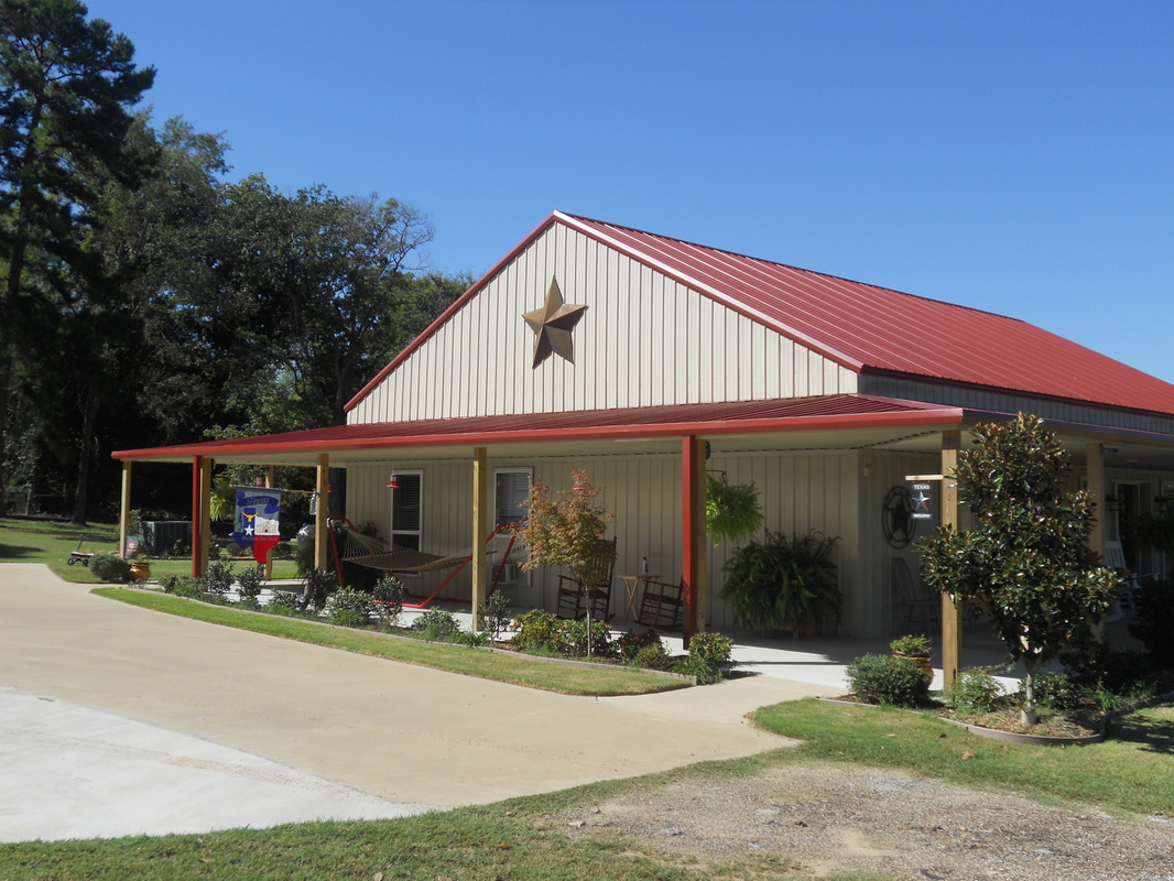 Residential metal homes valdez building systems for Metal homes louisiana